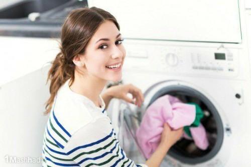 روشن کردن لباسشویی اتوماتیک , شروع به کار ماشین لباسشویی