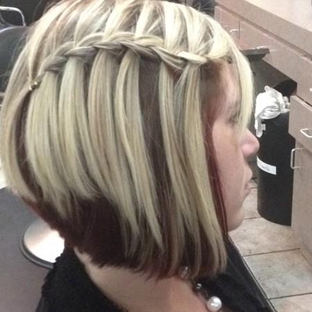 بافت مو برای موی کوتاه