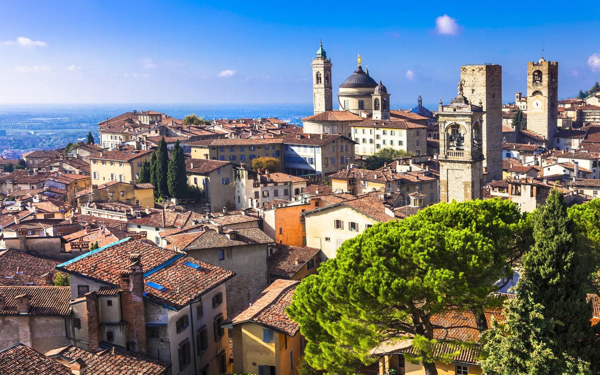 برگامو (Bergamo) در کشور ایتالیا