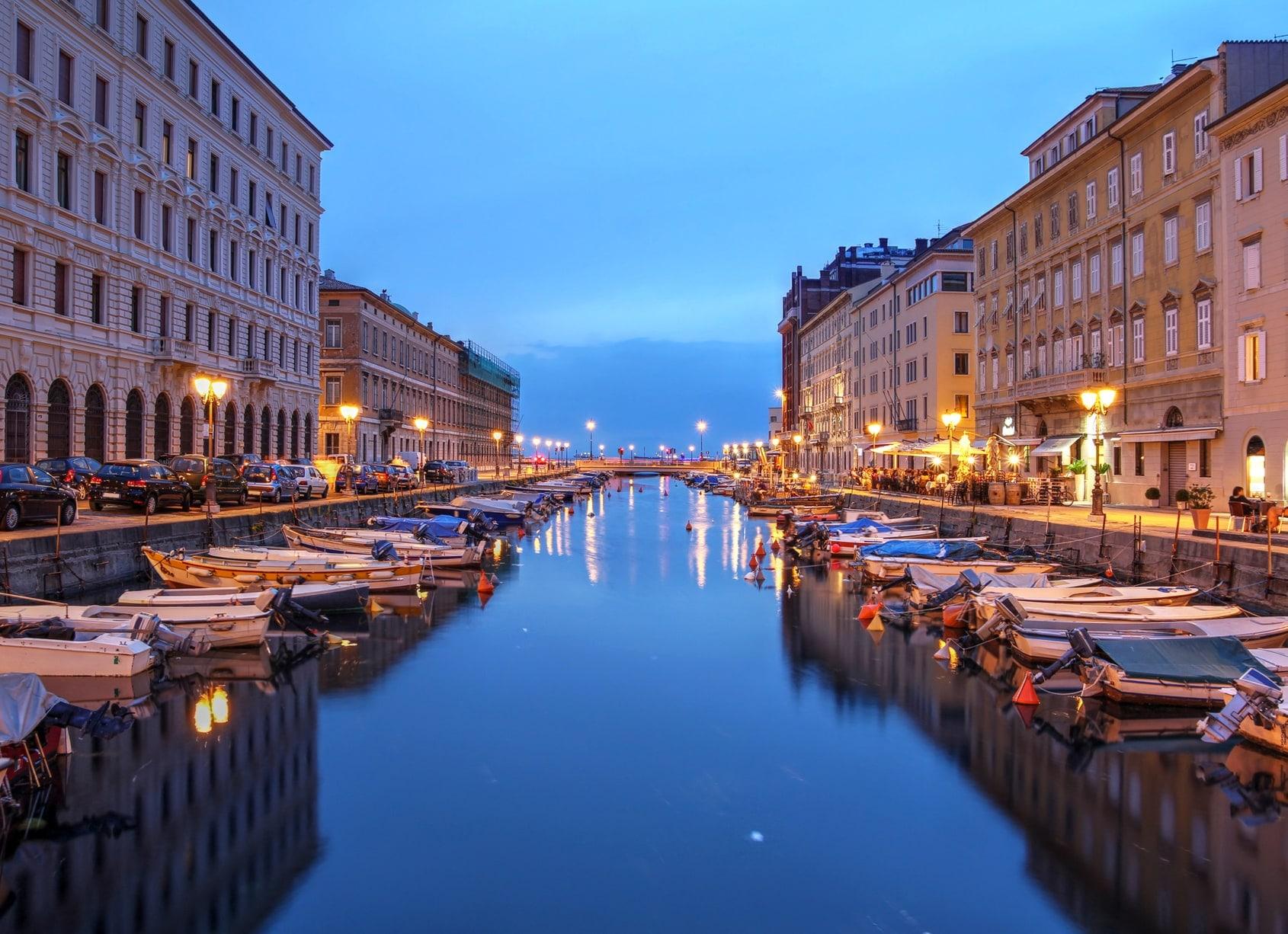 تریسته (Trieste) در کشور ایتالیا