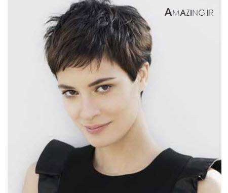 مدل مو کوتاه 2015 , مدل مو کوتاه دخترانه , مدل مو کوتاه مجلسی زنانه