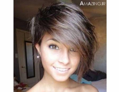 مدل مو کوتاه 2015 , مدل مو کوتاه دخترانه 2015, مدل مو کوتاه مجلسی زنانه 2015