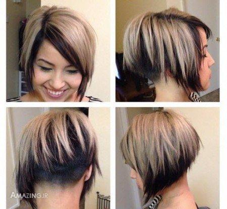 مدل مو کوتاه , مدل مو کوتاه دخترانه مدل مو کوتاه مجلسی زنانه