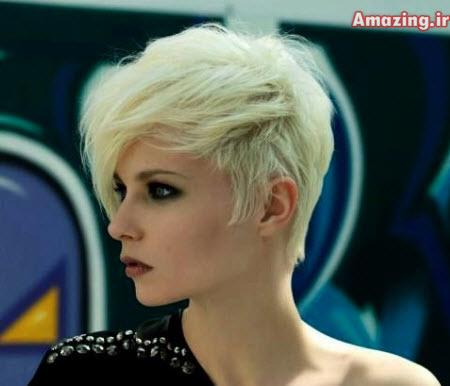 مدل مو کوتاه , مدل مو کوتاه دخترانه , مدل مو کوتاه مجلسی زنانه