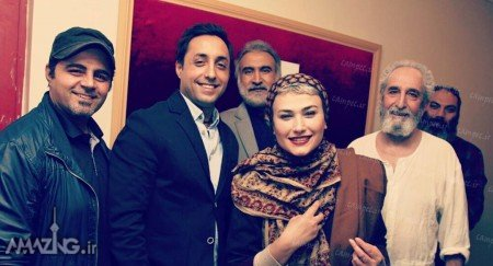 لادن مستوفی , عکس لادن مستوفی , بیوگرافی لادن مستوفی , اینستاگرام لادن مستوفی , لادن مستوفی و همسرش , همسر لادن مستوفی