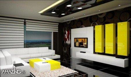 طراحی دیوار پشت تلویزیون , مدل دیوار پشت تلویزیون , قاب پشت دیوار تلویزیون , پشت تلویزیون , طراحی دیوار پشت تلویزیون ال سی دی , طراحی دیوار پشت تلویزیون ال ای دی