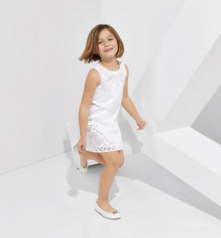 لباس بهاری کودکانه, لباس بهار 2015 ورساچه
