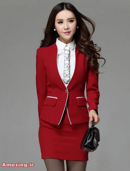 کت و دامن کره ایی , کت و دامن 94 , مدل کت تک 2015