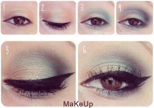 مدل آرایش 93, مدل آرایش صورت 93,ست آرایش,آرایش چشم,مدل آرایش چشم 2014