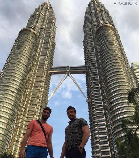محمد موسوی در مالزی