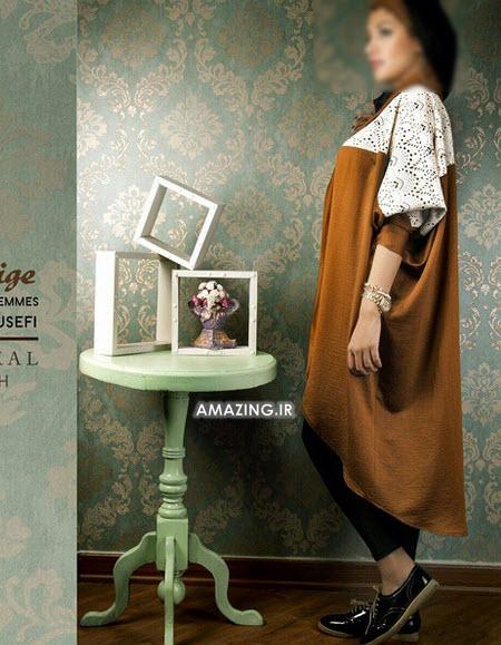 مدل مانتو تابستانی, مانتو تابستانی 94, مانتو تابستانی شیک,مانتو دخترانه