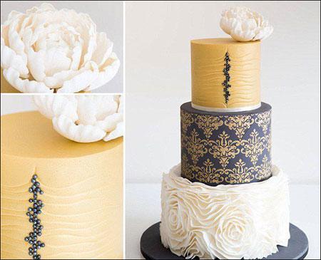 جدیدترین کیک های عروسی, کیک عروسی 2015
