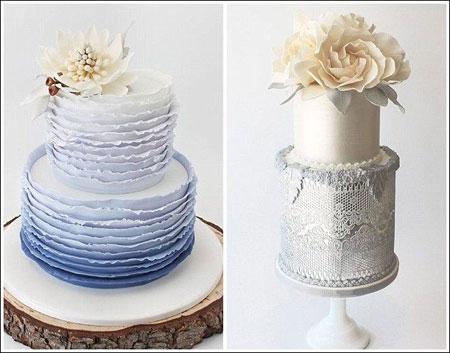 کیک های پرطرفدار عروسی سال 2015,طراحی کیک عروسی