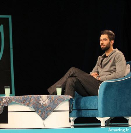 محمد موسوی , اینستاگرام محمد موسوی