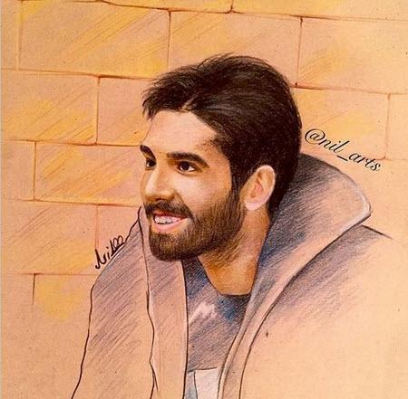 نقاشی محمد موسوی