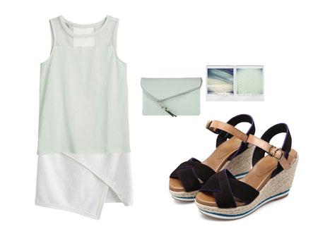 شیک ترین مدل ست های تابستانی, ست های لباس تابستانی