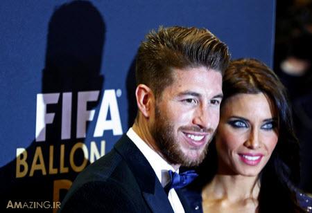 عکس مراسم توپ طلا 2014 , بهترین بازیکن 2014 جهان , رونالدو 2015 , مسی 2015 , توپ طلای فیفا