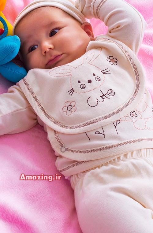 مدل لباس نوزاد دختر , مدل لباس نوزاد , مدل لباس نوزادی دخترانه