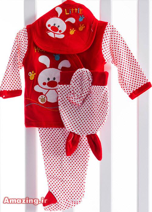طرح لباس نوزادی , لباس نوزادی دخترانه , الگو لباس نوزادی پسرانه