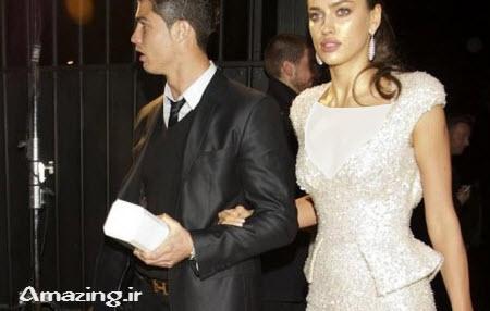 عروسی رونالدو و شایک , ازدواج رونالدو و ایرینا شایک