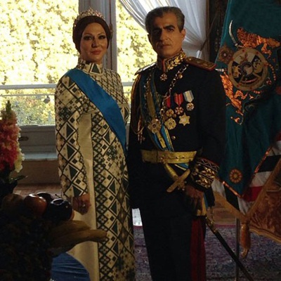 سریال معمای شاه , عکس بازیگران سریال معمای شاه , عکس پشت صحنه سریال معمای شاه