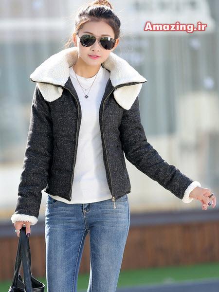 مدل پالتو کره ای , مانتو کره ای, مدل کت زمستانی, مدل پالتو 2016 , مدل مانتو زمستانی
