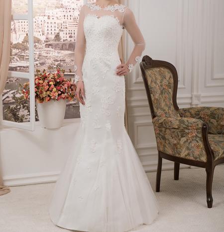 مدل لباس عروس, جدیدترین لباس عروس های آستین دار